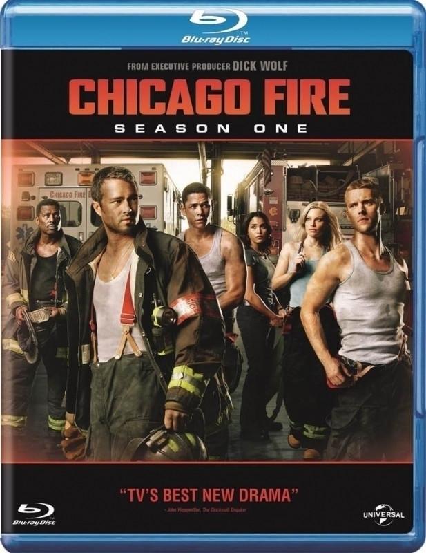 Image of Chicago Fire - Seizoen 1
