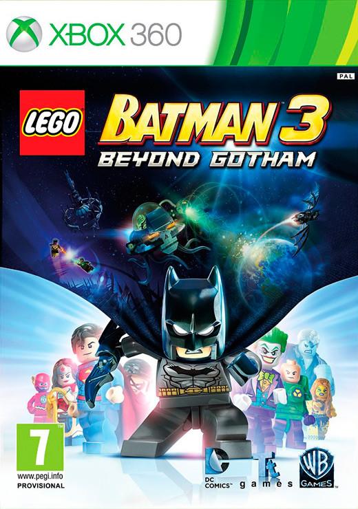 LEGO Batman� 3 Beyond Gotham Xbox 360