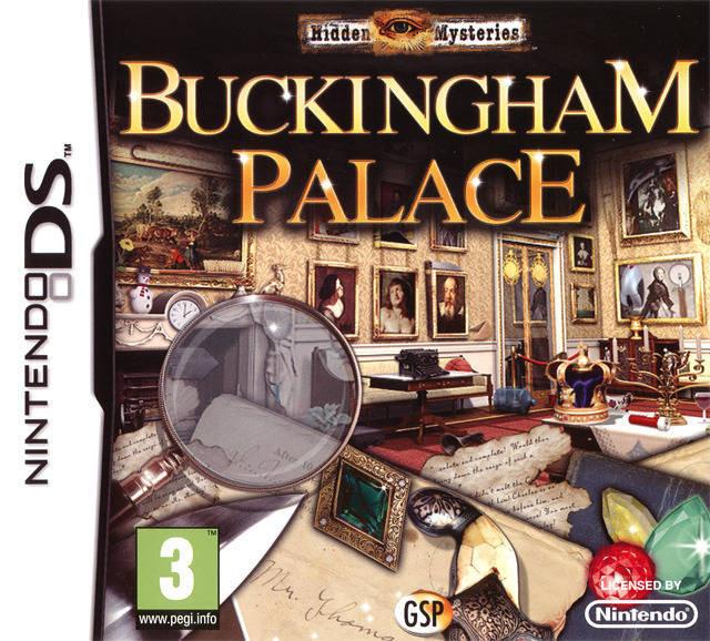 Goedkoopste Hidden Mysteries Buckingham Palace