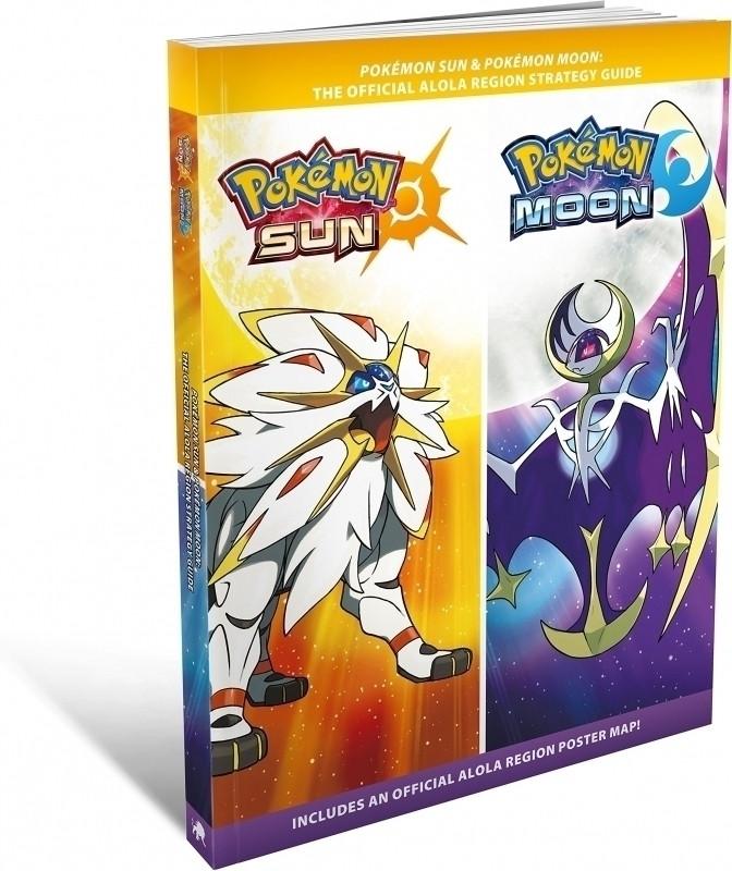 Pokemon Sun & Moon Strategy Guide