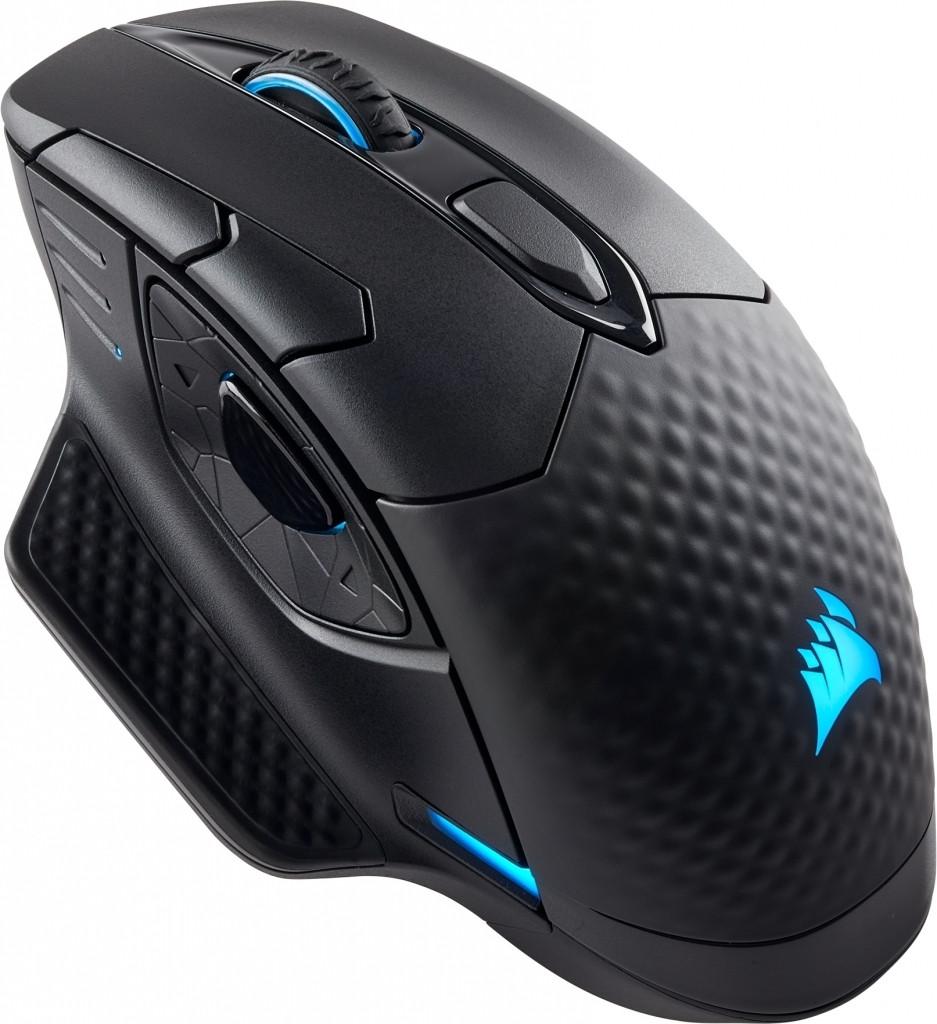 Afbeelding van Corsair Dark Core RGB Performance Wired / Wireless Gaming Mouse