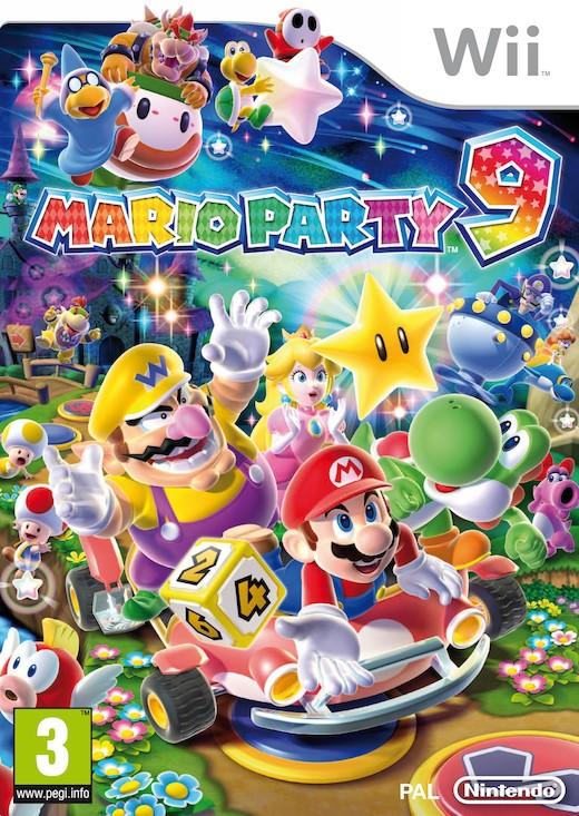 Mario Party 9 kopen