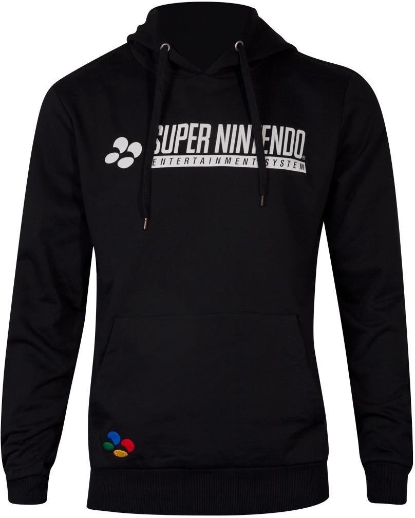 Nintendo - SNES Controller Men's Hoodie