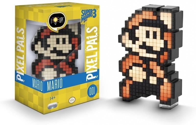 Pixel Pals - Super Mario Bros 3 - Mario