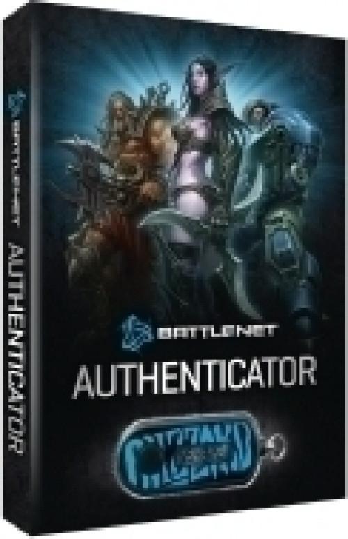 Blizzard World of Warcraft Battle.Net Authenticator (23942)