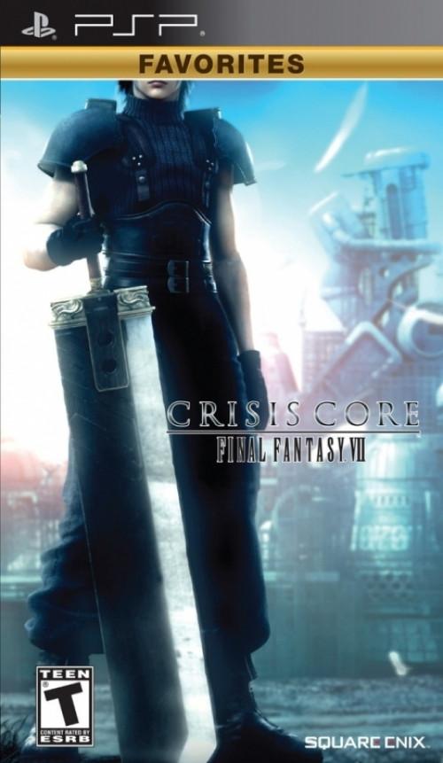 Crisis Core Final Fantasy 7 (favorites) kopen