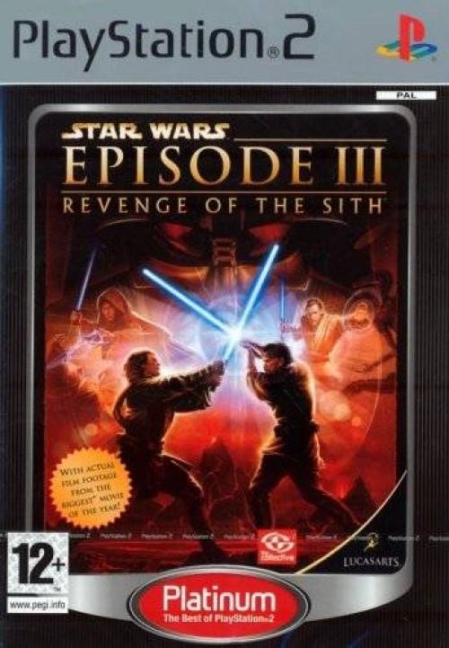 Star Wars Revenge of the Sith (platinum)