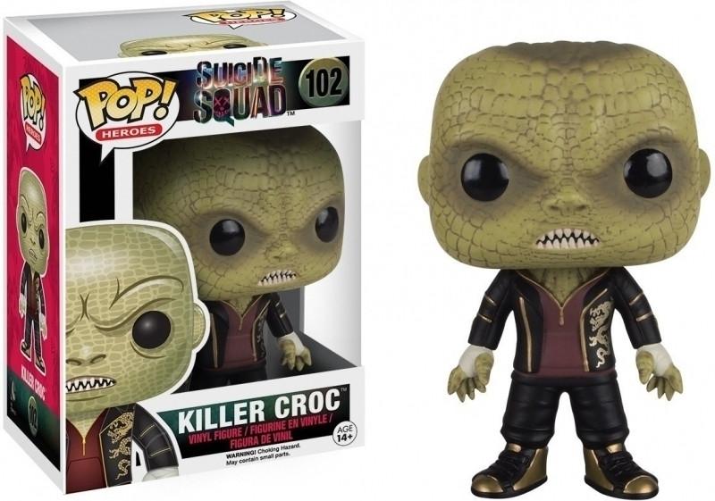 Suicide Squad Pop Vinyl: Killer Croc (Glow in the Dark)