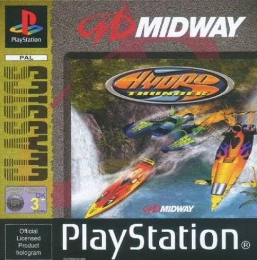 Hydro Thunder (midway classics)