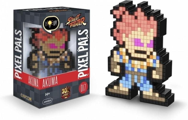 Pixel Pals - Street Fighter - Akuma