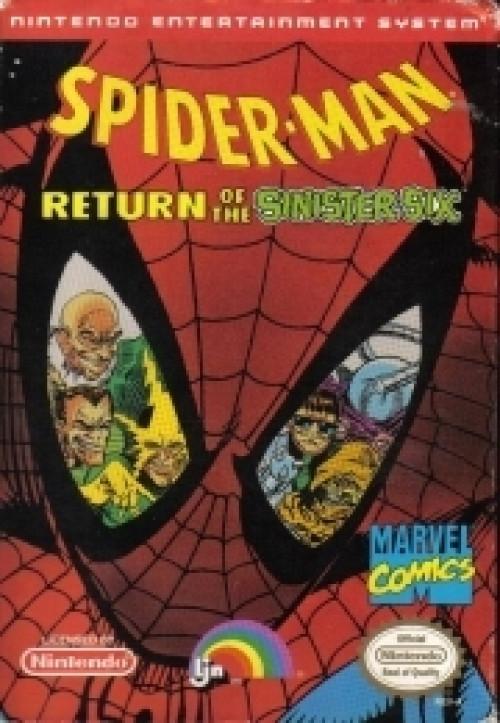 Goedkoopste Spider-Man Return of the Sinister Six
