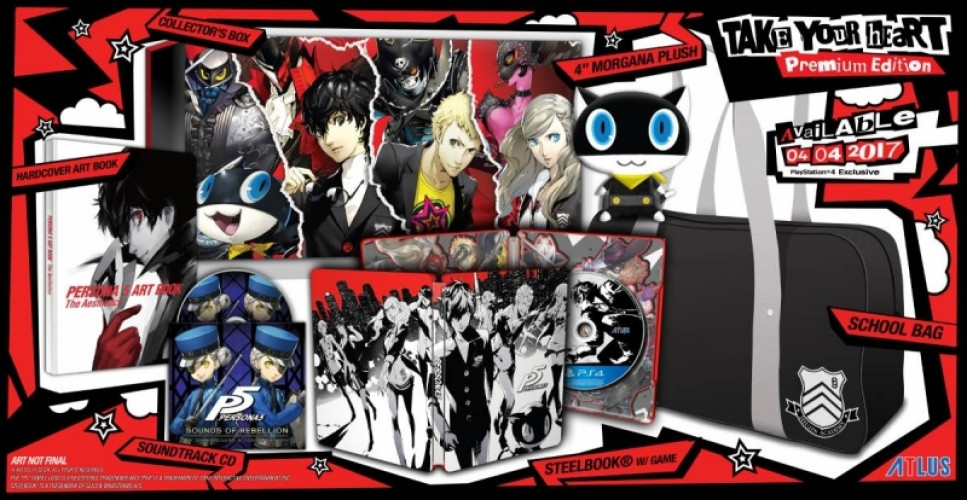 Goedkoopste Persona 5 Premium Edition