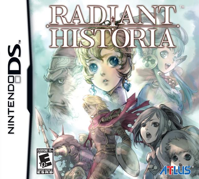 Image of Radiant Historia
