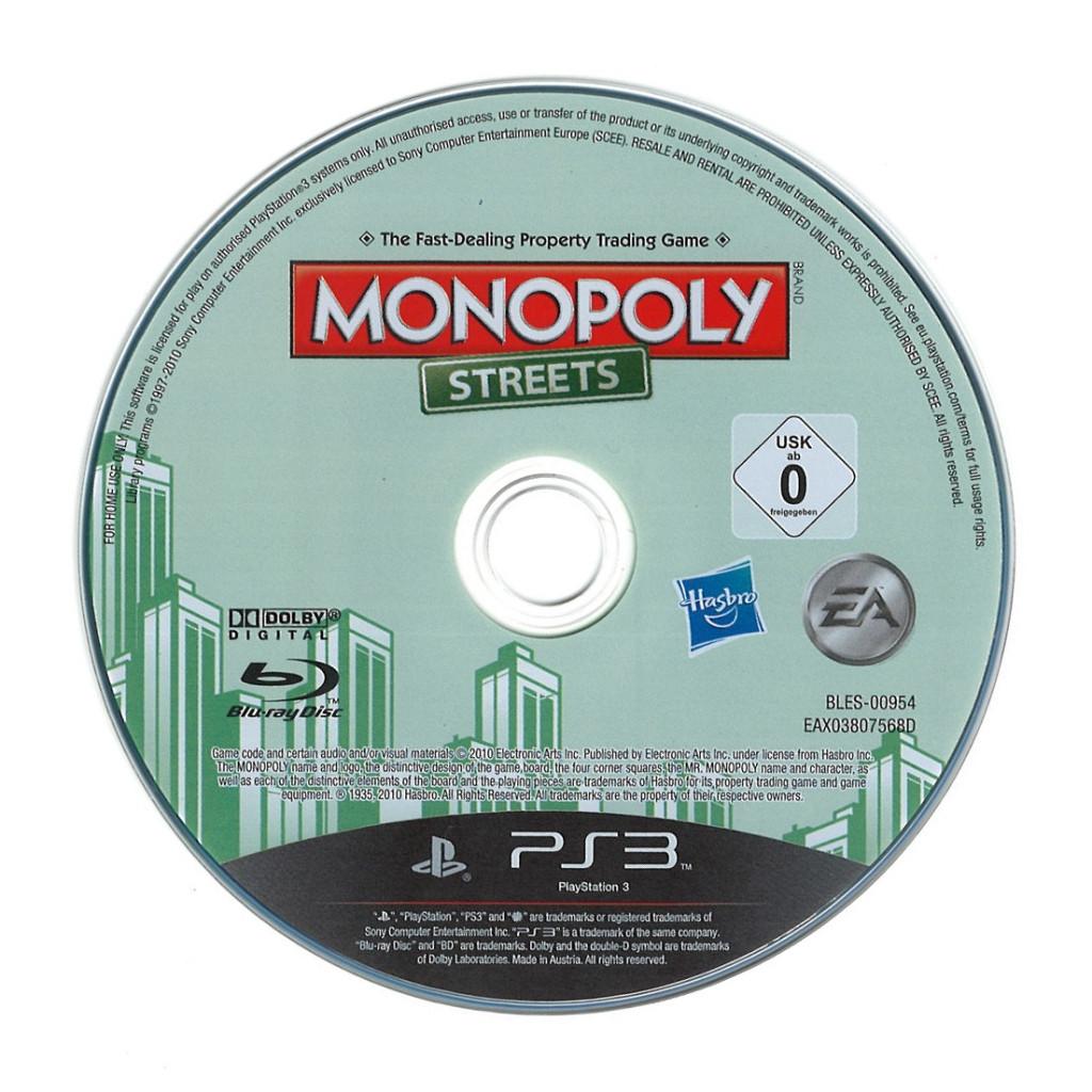 Monopoly Streets (losse disc) kopen