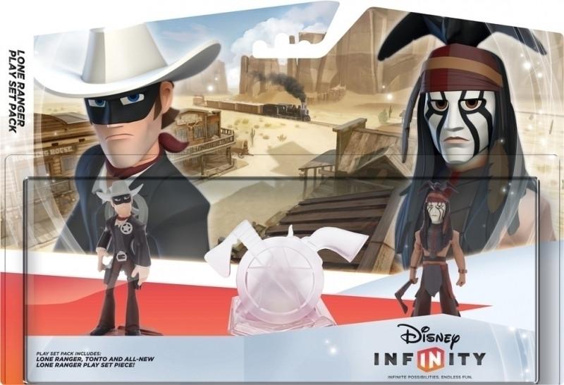 Disney Infinity Lone Ranger Playset Pack