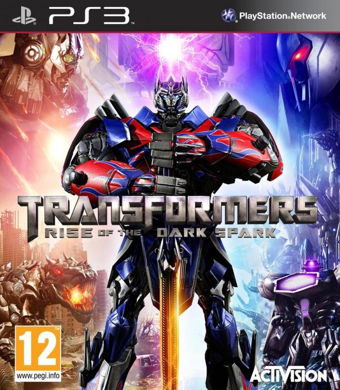 Transformers Rise of the Dark Spark kopen