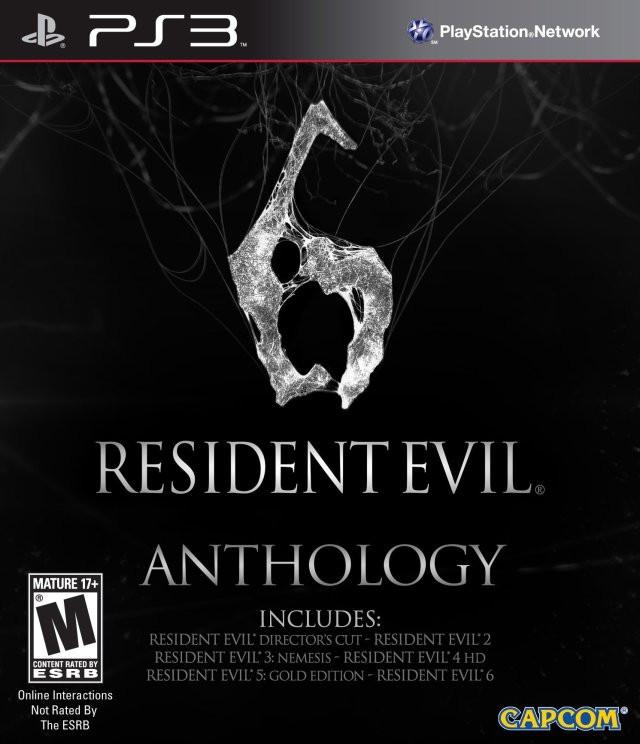 Resident Evil Anthology