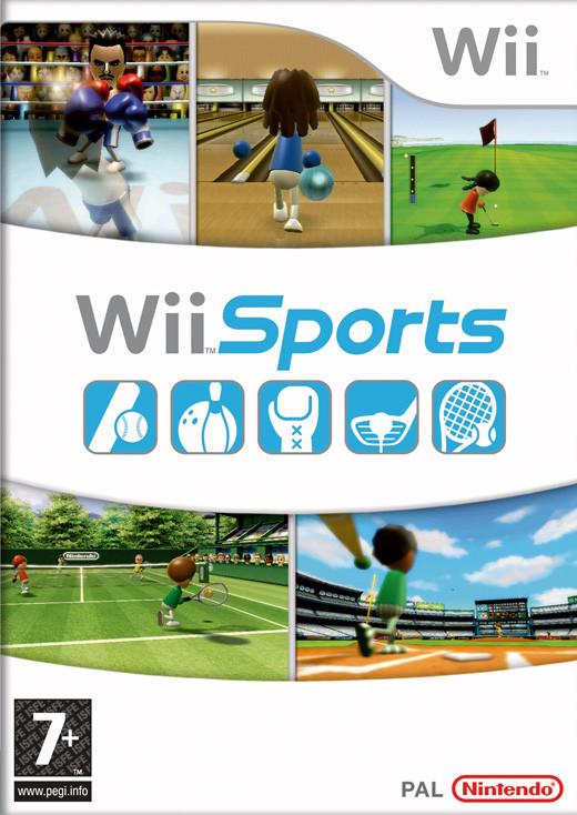 Goedkoopste Wii Sports