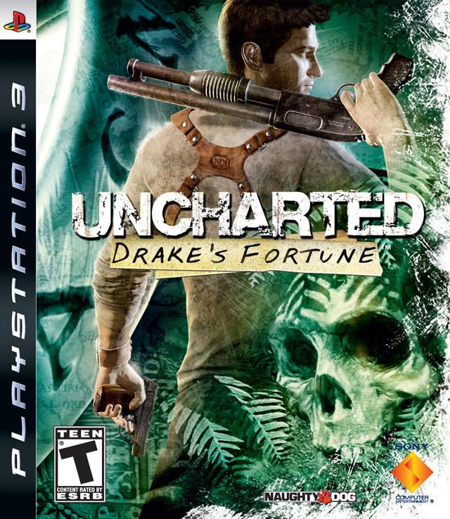 Uncharted Drake's Fortune kopen