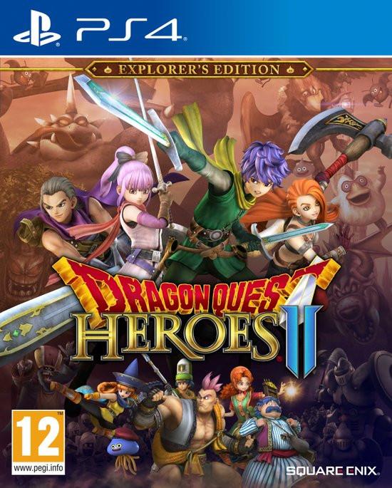Dragon Quest Heroes 2 Explorers Edition kopen