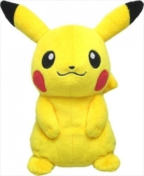 Pokemon Pluche - Pikachu (18cm)