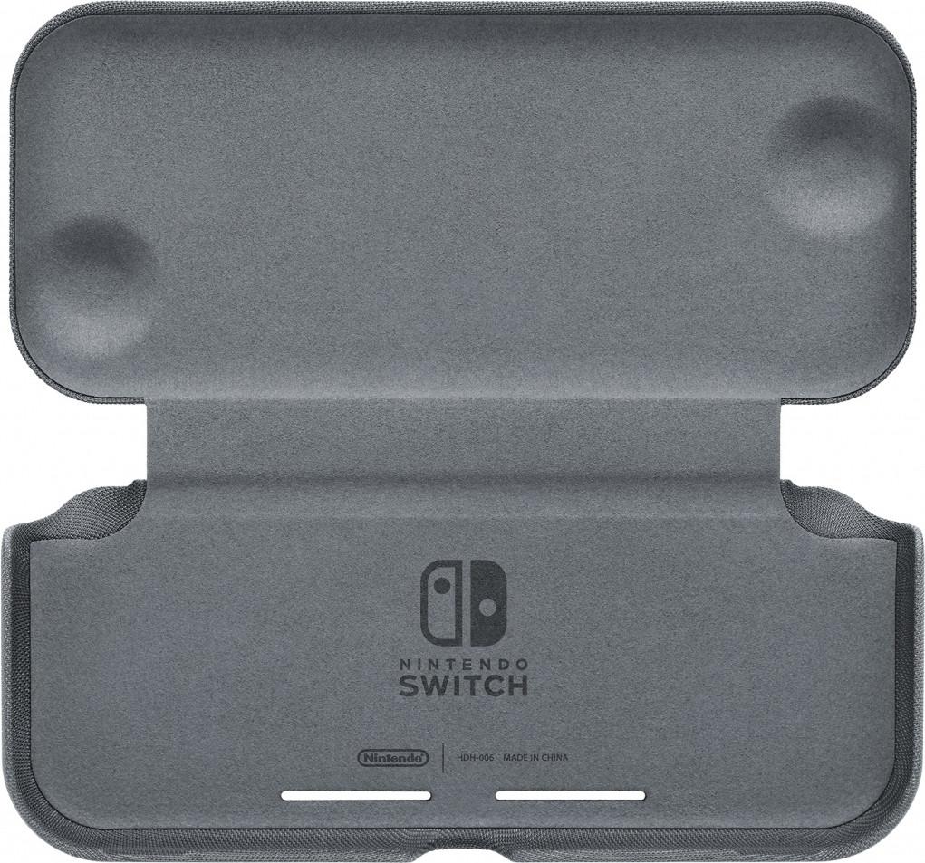 Nintendo Switch Lite Flip Cover + Screen Protector