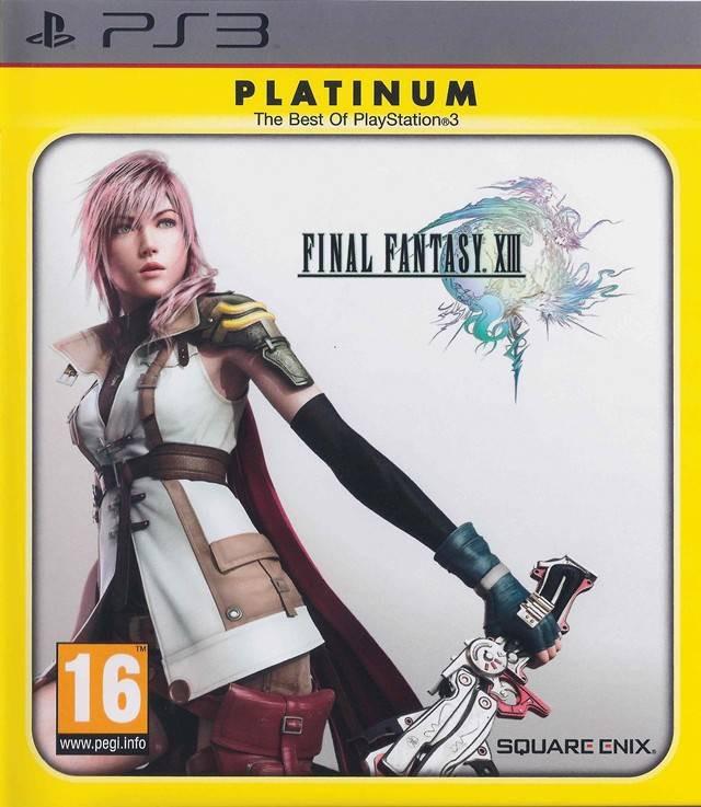 Final Fantasy 13 (XIII) (platinum) kopen