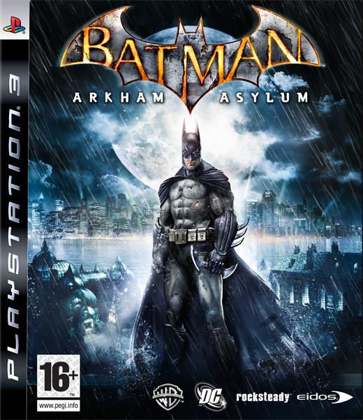 Batman Arkham Asylum kopen