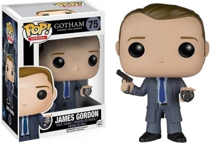 Gotham Pop Vinyl: James Gordon