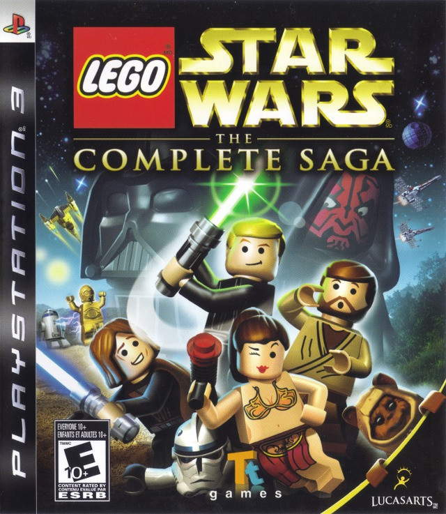 Lego Star Wars the Complete Saga kopen