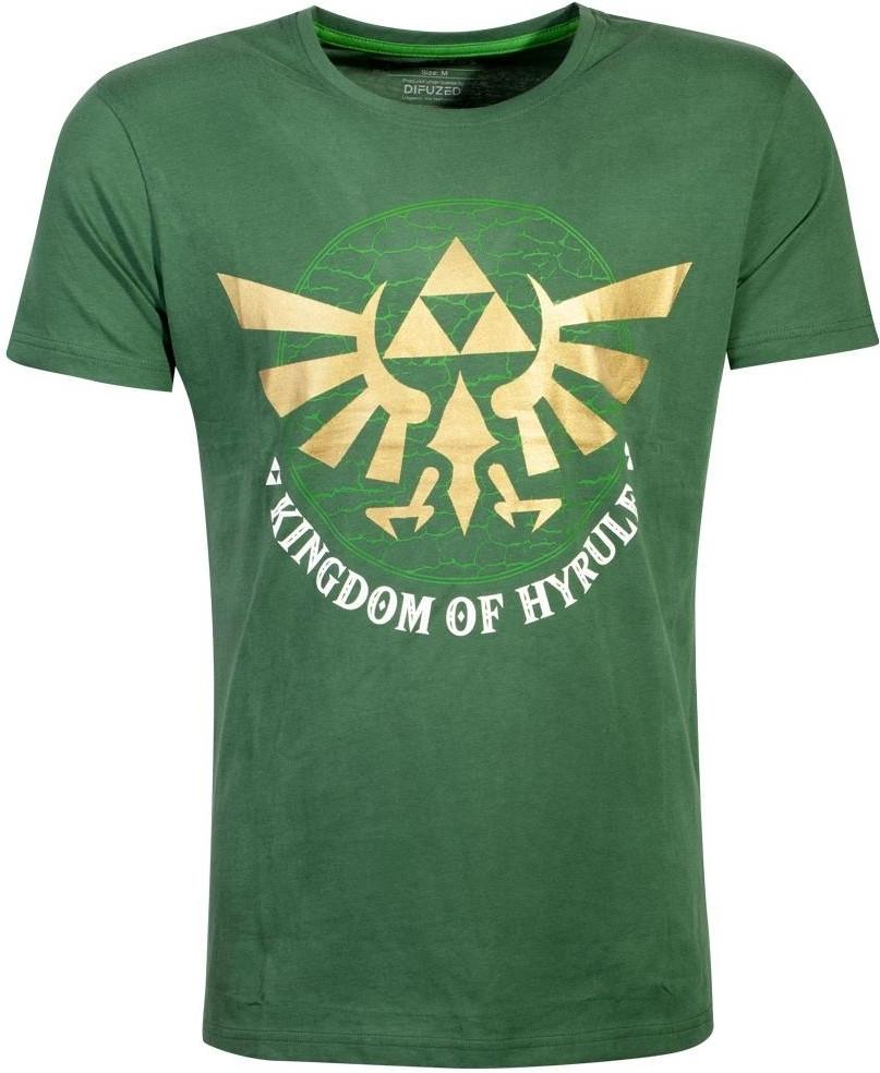 Zelda - Golden Hyrule Men's T-shirt