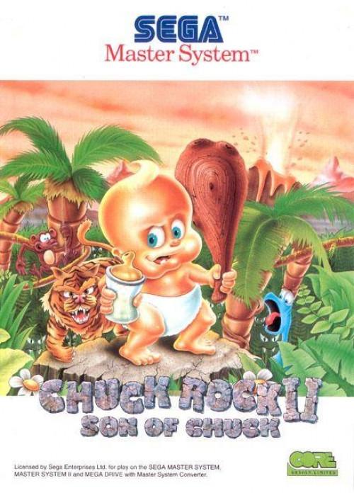 Image of Chuck Rock II Son of Chuck