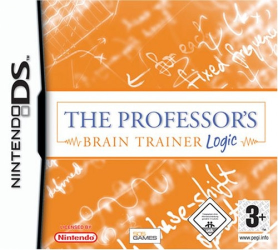 Professor Brain Trainer Logic kopen