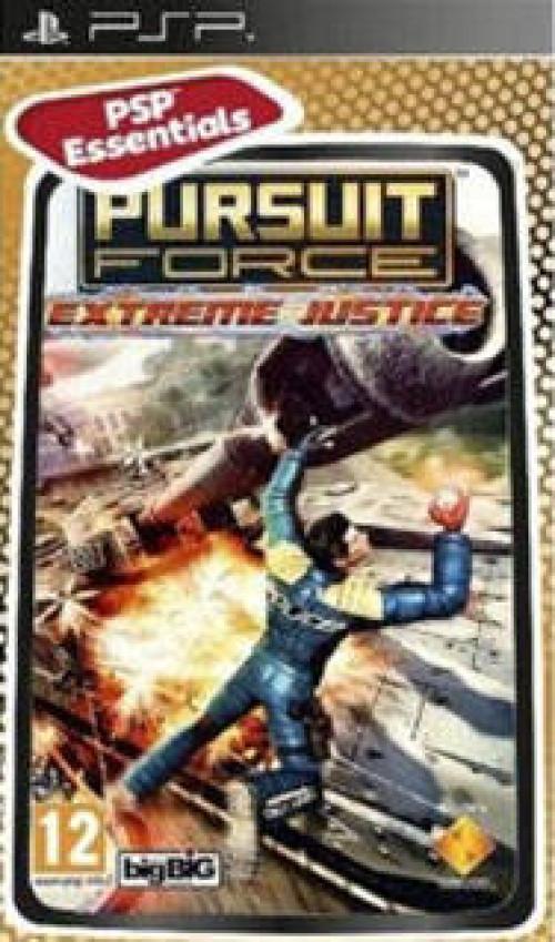 Pursuit Force Extreme Justice (essentials)