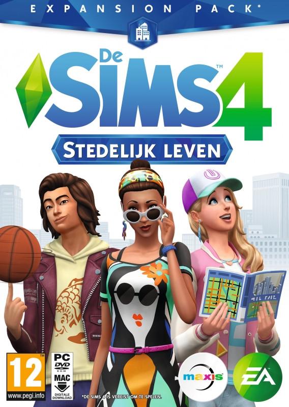 De Sims 4 Stedelijk Leven (Add-On)