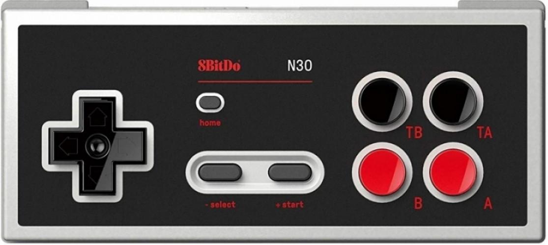 Afbeelding van 8Bitdo N30 Bluetooth Gamepad (NS Edition)