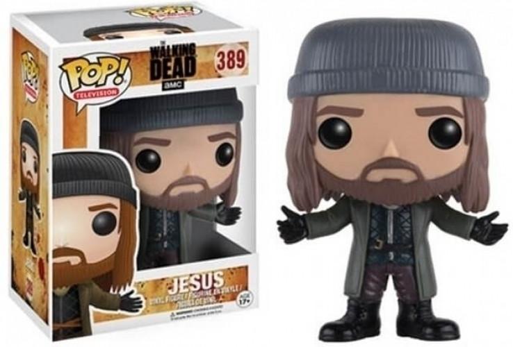 The Walking Dead Pop Vinyl: Jesus kopen