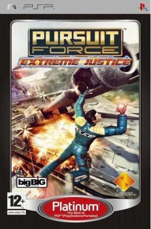 Goedkoopste Pursuit Force Extreme Justice (platinum)