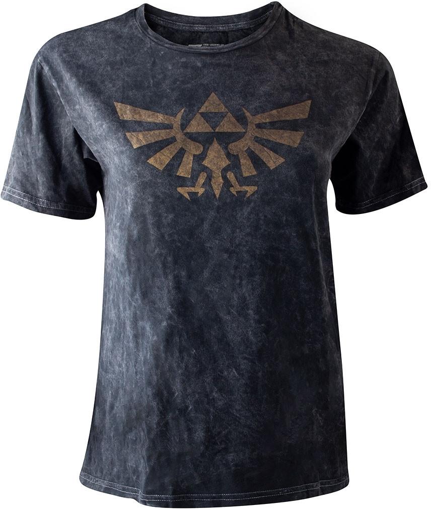 Zelda - Vintage Discharge Logo Women's T-shirt kopen