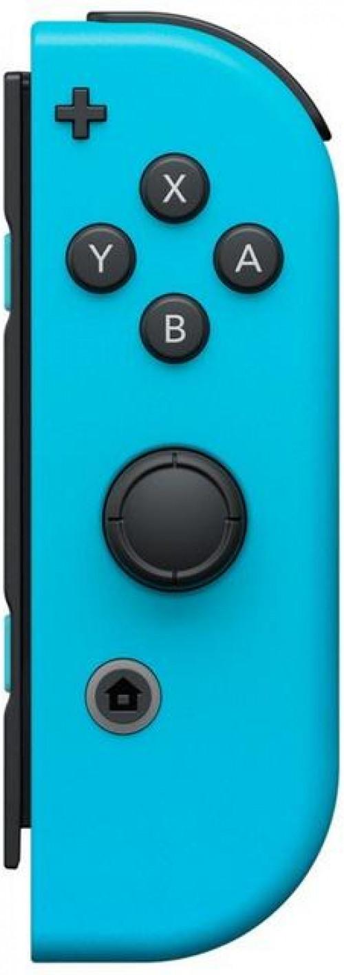 Nintendo Switch Joy-Con Controller Right (Neon Blue) (Los)