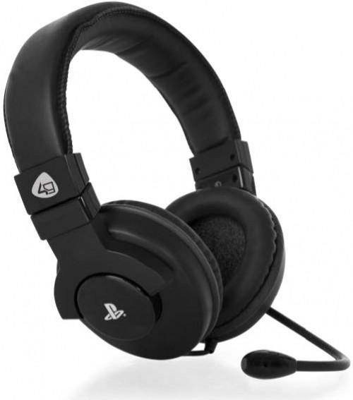Image of 4Gamers PRO4-50 Stereo Gaming Headset (Zwart)
