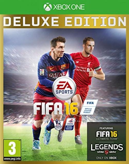 Fifa 16 Deluxe Edition