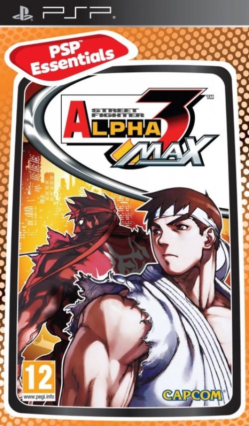Goedkoopste Street Fighter Alpha 3 Max (essentials)