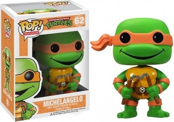 Teenage Mutant Ninja Turtles Pop Vinyl Figure: Michelangelo