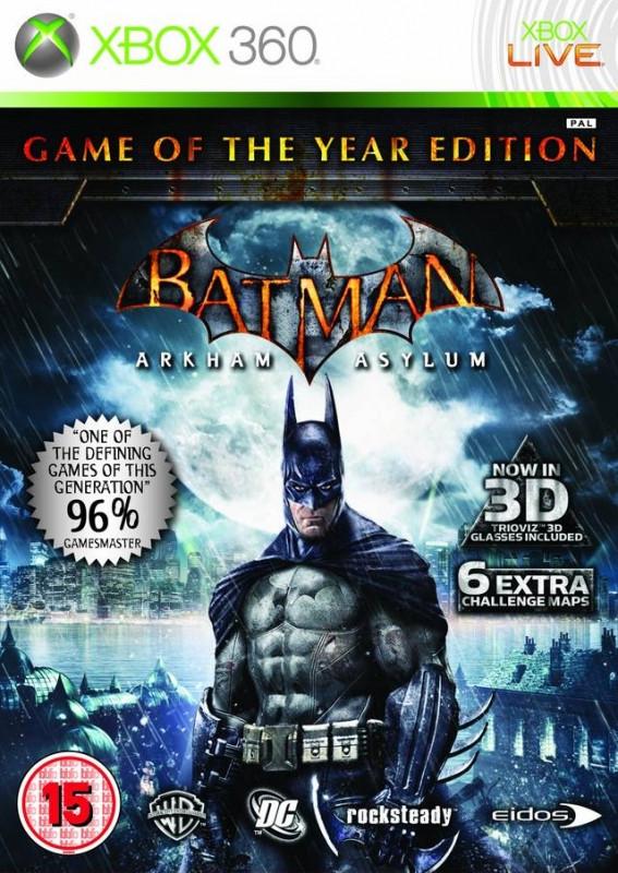 Batman Arkham Asylum (GOTY Edition) (classics) kopen