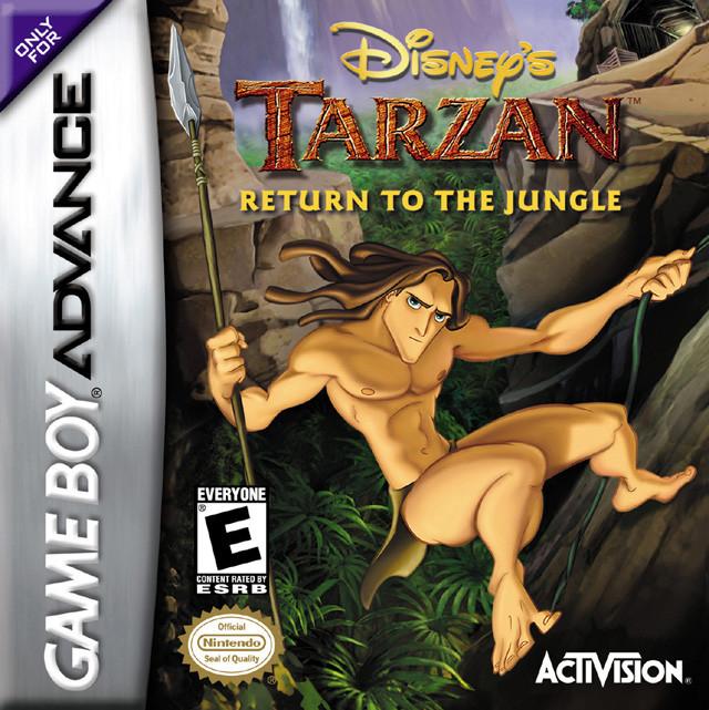 Disney's Tarzan Return to the Jungle