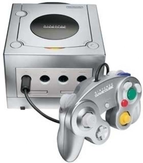 Gamecube (Silver)