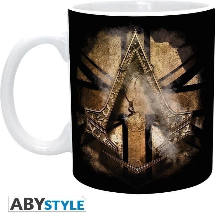 Image of Assassin's Creed Mug - A.C. Syndicate Golden Union Jack