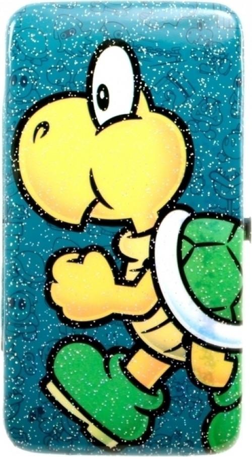 Nintendo Koopa Girls Wallet Blue