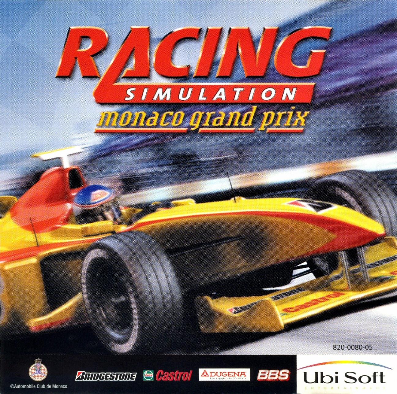 Image of Monaco Grand Prix 2